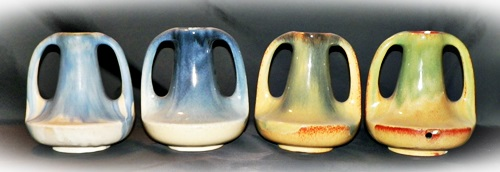 Third set of glazes